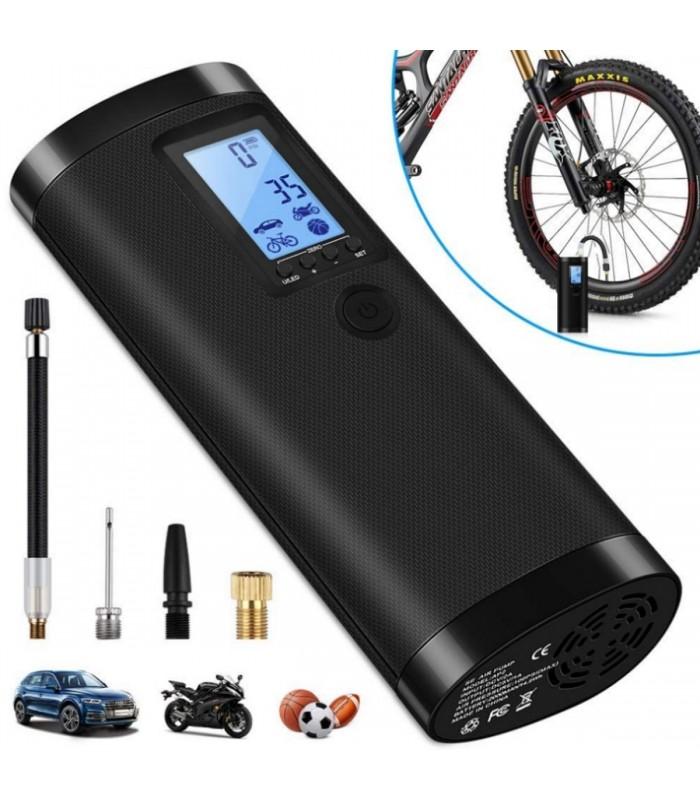 Pompa elettrica Universale - Power Bank 2000mAh - Ricarica USB