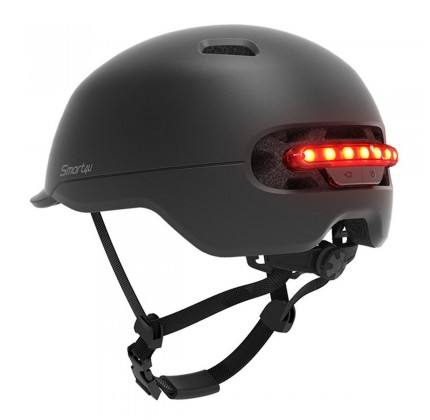 Smart4u SH50 Urban Bike Smart Helmet - Warning LED