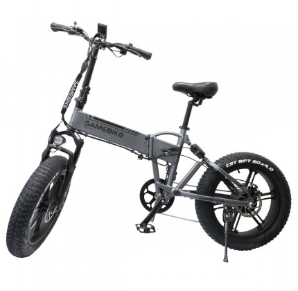 Samebike Silver Arrow